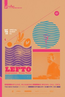 thePeople with special guest LeFtO