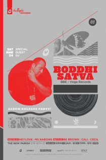 thePeople with special guest Boddhi Satva